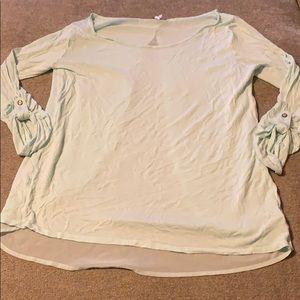 Express Quarter Sleeve Blouse